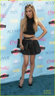 Jessica Sanchez - Teen Choice Awards 2013