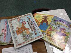 Favorite Gingerbread Books!