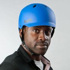 Bern Watts bike helmet Matte Cobalt