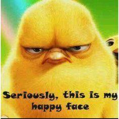 Good Monday face ;)