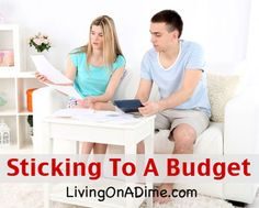 Do you find it hard to stick to a budget when you need to? Here are 7 ways to help you cut costs and save money when on a #budget. http://www.livingonadime.com/sticking-to-a-budget/