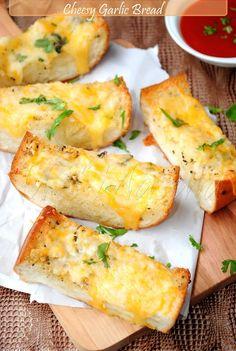Easy-Cheesy Garlic Bread
