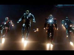 Iron Man 3 - Official Trailer #2 (HD) I'M SO EXCITED!!!