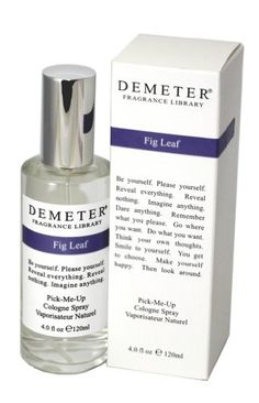 Fig Leaf By Demeter For Women. Pick-me Up Cologne Spray 4.0 Oz for only $22.49 You save: $17.01 (43%)