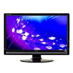 "AOC LE24H060 LED LCD HD TV 24"" Wide 1080P 5MS (Electronics)"
