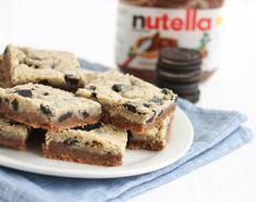 Double Nutella Oreo Cookies | Kirbie's Cravings | A San Diego food blog