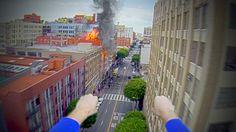 Corridor Digital:Superman with a GoPro