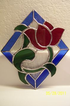 grace tulip, stain glass, tulip stain, stained glass