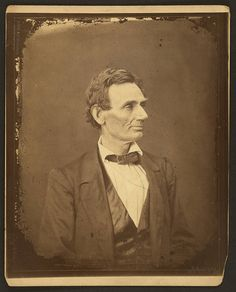 one of the greatest ever Abraham Lincoln (February 12, 1809 – April 15, 1865) was the 16th President of the United States.
