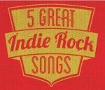 5 Great Indie Rock Songs...I have to check these out! #music #indie