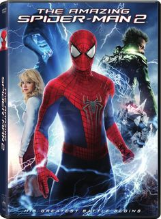 The Amazing Spider-Man 2  http://encore.greenvillelibrary.org/iii/encore/record/C__Rb1377197