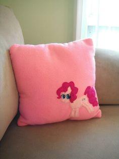 DIY My Little Pony Pinkie Pie Pillow