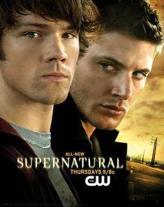 Supernatural supernatur, winchester boys, season, jensen ackles, poster, dean winchester, demon, sam winchester, jared padalecki