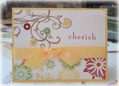 Love to Make Cards: Baroque Motifs