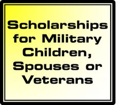 US Marine Corps (USMCLife) Scholarships for Military Children, Military Spouses or Veterans http://usmclife.com/info/militaryscholarships/