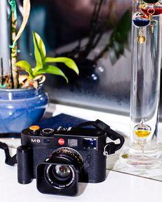 Leica M8—my favorite digital camera. © Jim Fisher