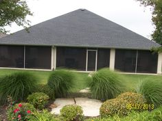 Cool Screens Texas has added screened patio's to it,s lineup. We also sell Lifestyle garage door screens.