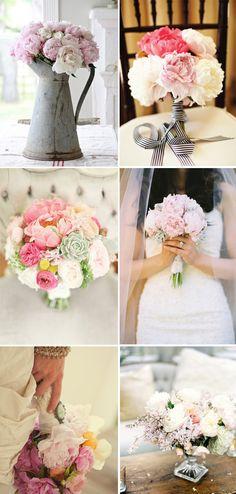 wedding flowers | the peony