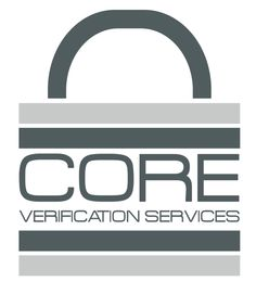 Logo created for an employment verification and background check company.