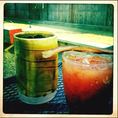 Beer, Bloody, Bocce