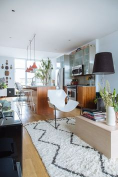 Chris & Jenny's Collective Elegance — House Tour | Apartment Therapy