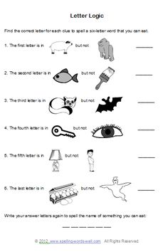 Brain Teaser Worksheets, Free Brain Teasers