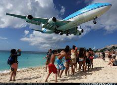 Boeing 747-406M Philipsburg / St. Maarten - Princess Juliana (SXM / TNCM)