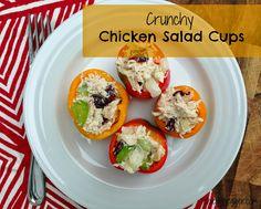 Crunchy Chicken Sala