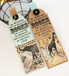 8/3/2012; Lisa Johnson at 'Poppy Paperie' website using MFT's Die-namics Bookmark Duo and Stamps