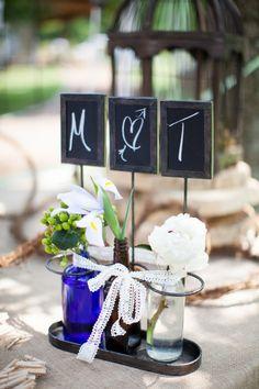 wedding centerpieces :)