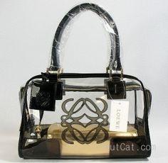 Loewe Plastic Bag Black 127.....like it!