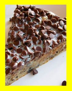 Hersheys Chewy Brownie Pie on MyRecipeMagic.com