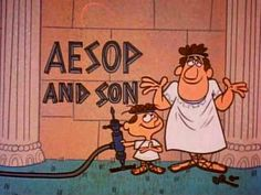 Aesop and Son, Rocky and Bullwinkle Show, 1959