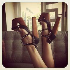 Unique High Heel Shoes