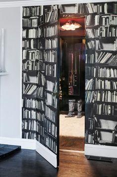 Secret closet