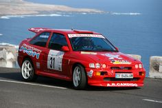 1992 Ford Escort RS Cosworth rally