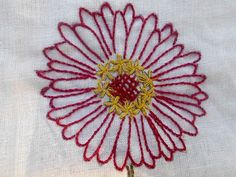 Yesteryear Embroideries: September 2011