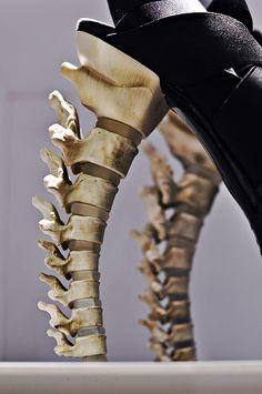 Backbone High Heels