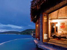 laucala island, bucket list, villa, resorts, dream homes