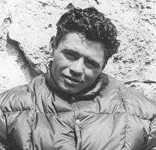 Andrea Oggioni, alpinista, Villasanta (MB)