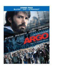 Argo (Blu-ray/DVD Combo+UltraViolet Digital Copy) (Movie Shack)