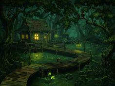 Alex Shatohin - Swamp