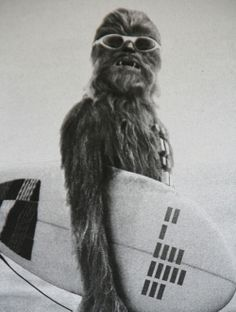 Chewbacca...