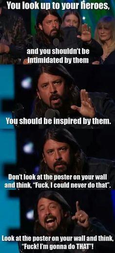 Well said that man!