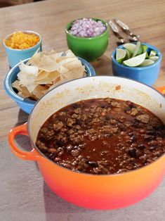 Simple, Perfect Chili Recipe : Ree Drummond : Food Network - FoodNetwork.com