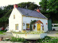 cottage on inch island