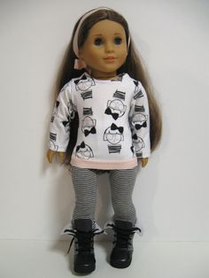 American girl doll clothes   Girls in Glasses by 123MULBERRYSTREET
