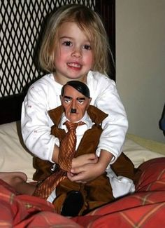 Hilariously Inappropriate Kids Products - Hitler Doll