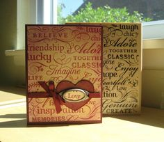 rubber stamp gallery cards - Google Search