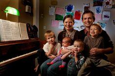 Provo couple runs popular free LDS sheet music website : The Ticket